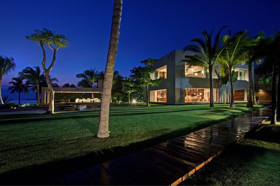 Бунгало Casa La Punta для ценителей прекрасного