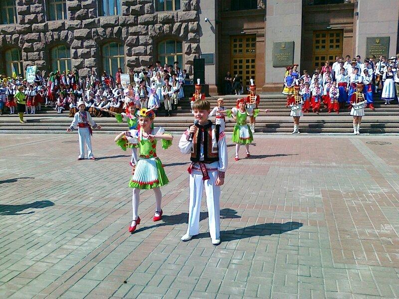 Танцевальный фестиваль Радужная Терпсихора