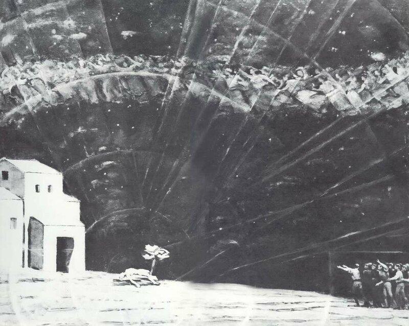 К. Ф. Юон.  1942. Реквием