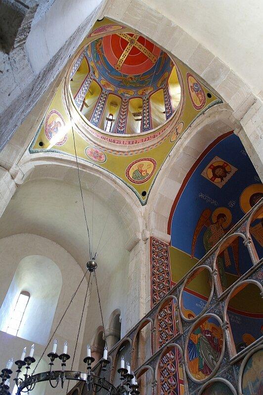 Купол церкви Баракони