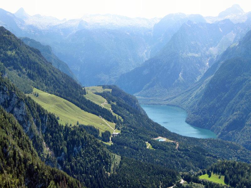 Озеро Кёнигсзее