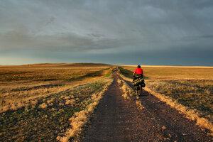 Велопоход по Центральному Казахстану