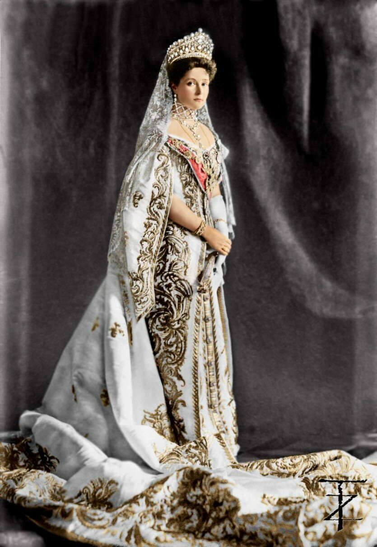 Александра Фёдоровна (жена Николая II)