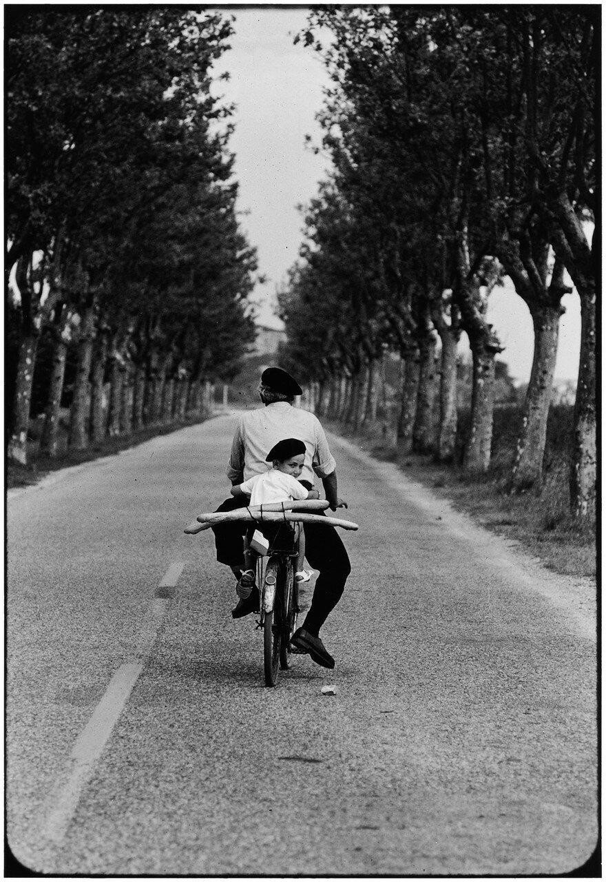 1955. Франция, Прованс