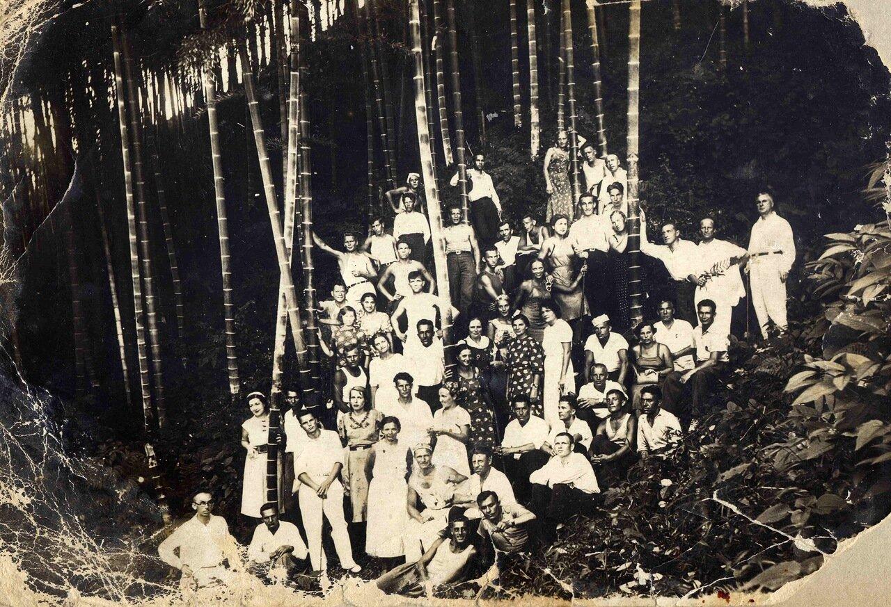 1930-е. Батуми.