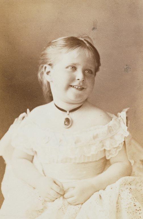 Александра Фёдоровна, май 1875 г.