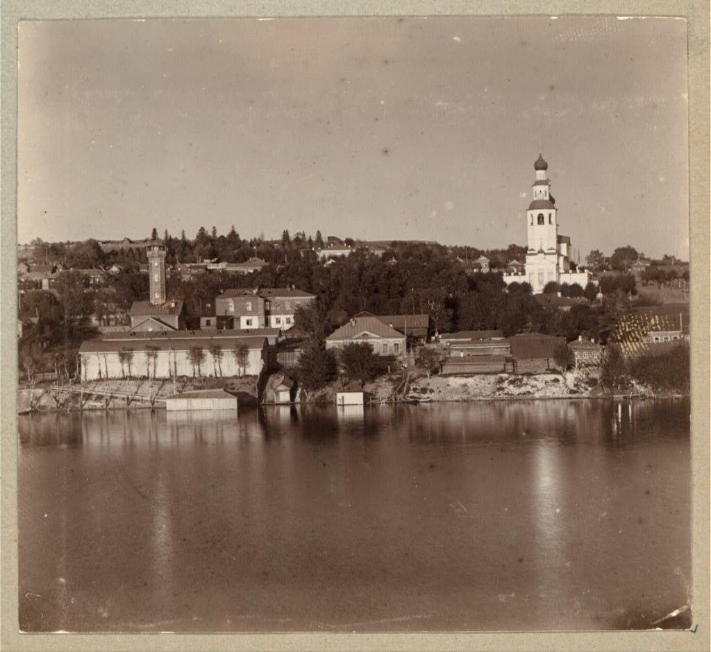 Свято-Троицкий собор в Кушве. 1909