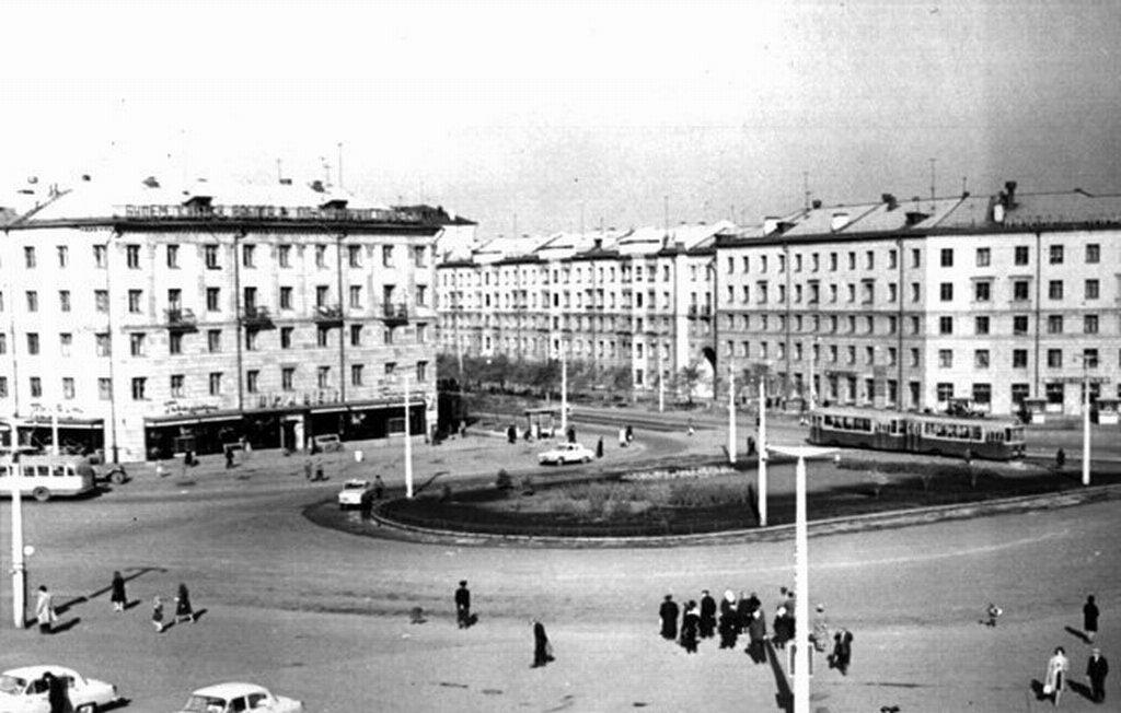 Привокзальная 1964