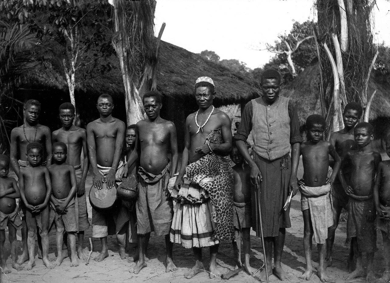 1900-е. Конго