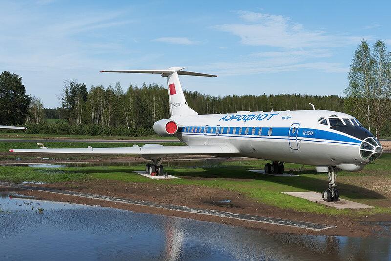 Туполев Ту-134А (СССР-65036) Аэрофлот D706313