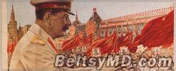 Крымские татары разгромили выставку 133-летия Сталина