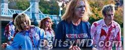 В США в телеэфире прозвучало сообщение о нашествии зомби