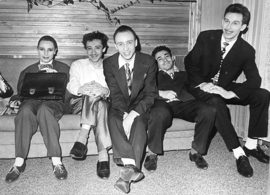 Жанна Агузарова и группа Браво. 1987 год