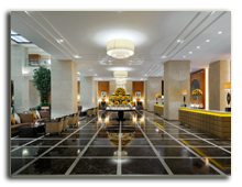 ОАЭ. Дубаи. Grosvenor House. Tower 1 - Lobby