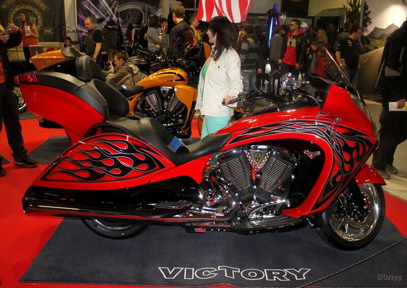 Мотоцикл Victory Arlen Ness Vision Tour