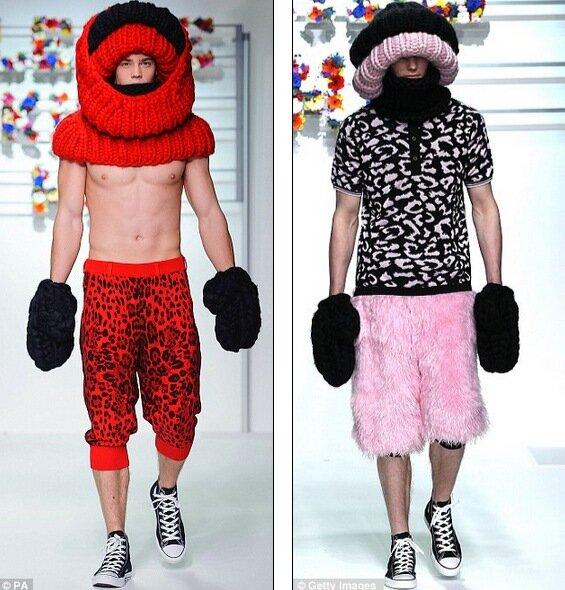 Сумасшедшая мода (Men's Fashion Week)