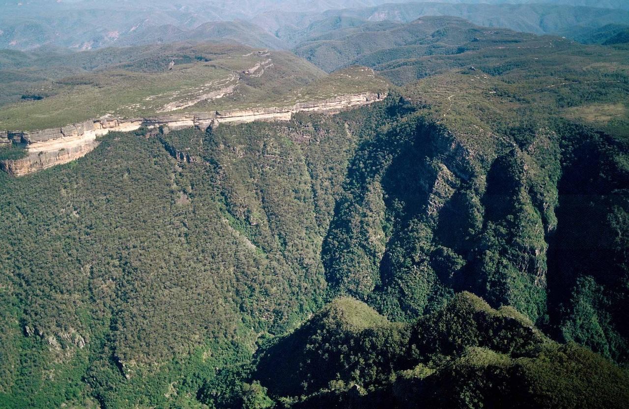 Kanangra-Boyd Lookout, Kangara-Boyd National Park