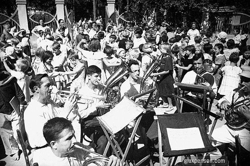 Украинские Марши Играют Духовые Оркестры.