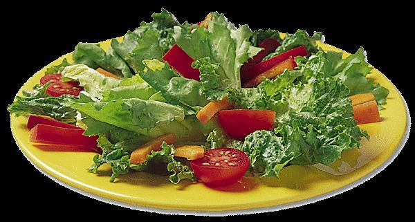 Салат из лука и уксуса