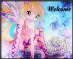 Винкс клаб аватары часть 3, фанфик и игра для девочек, летняя одевалка!