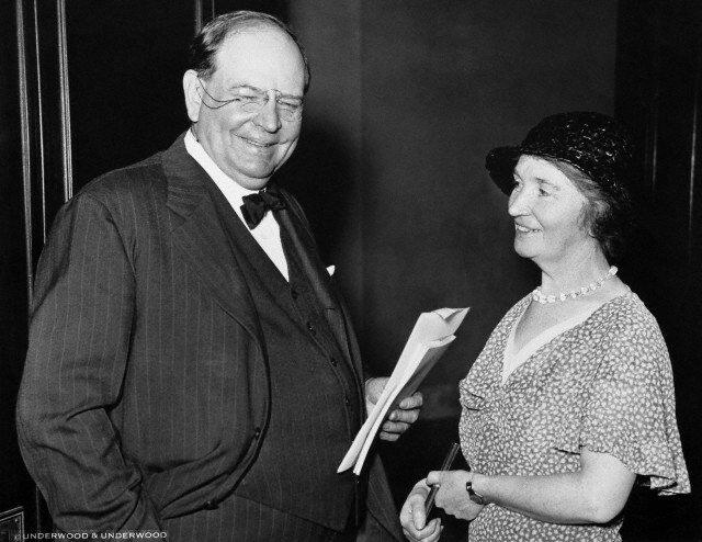 Senator Henry D. Hatfield