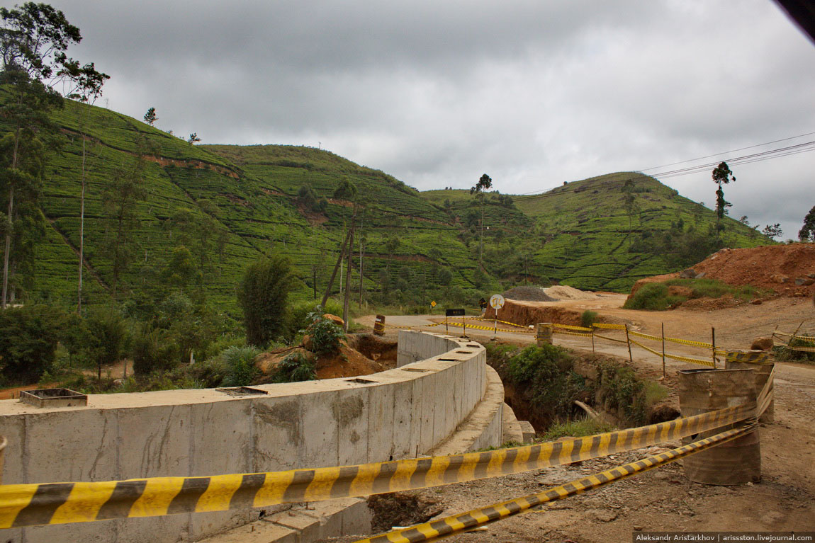 Шри-Ланка_Чайный замок_10