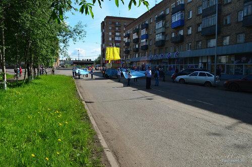 Фото города Инта №7725  Горького 1 и Бабушкина 1 (магазин