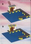 Лего роботы и дома 10 схем