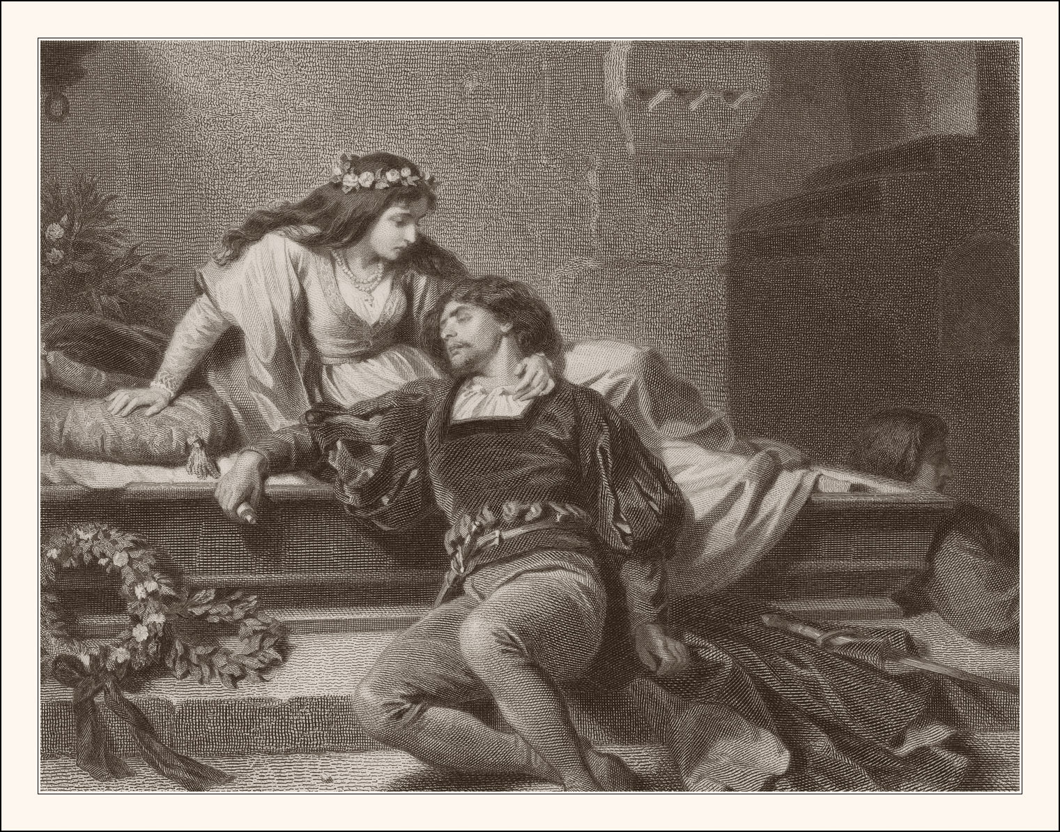 an analysis of act i scene v in shakespeares rome and juliet
