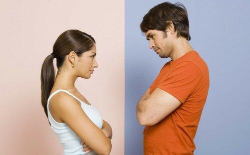 Когда женщина обижается на мужчину, она должна вспомнить, что...