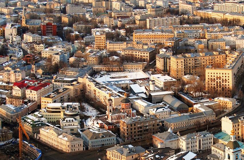 Хитровка. 2012