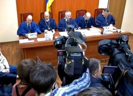 Заседание ВАСУ по делу Сергея Власенко