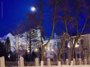 Ногинск, гимназия имени Короленко