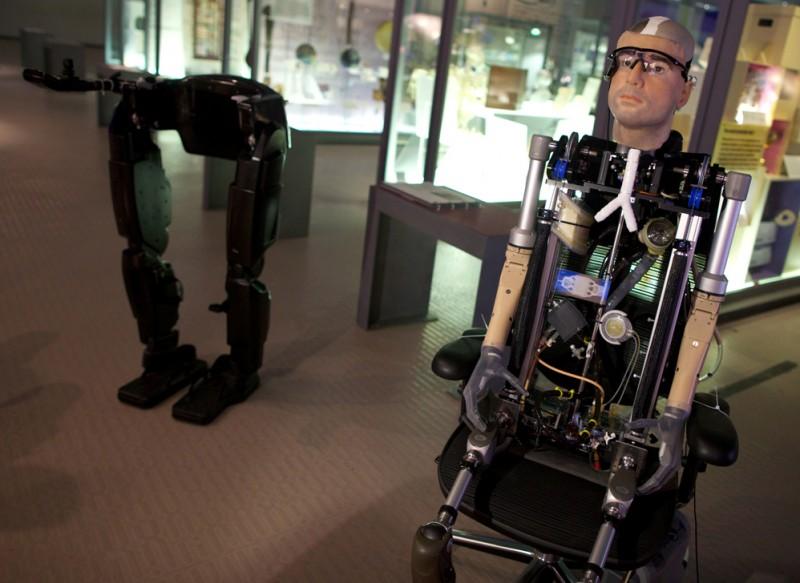 Биоробот. Все органы человека можно заменить.