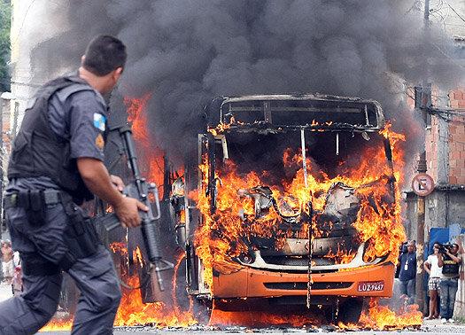 BRAZIL-DRUGS-RIO DE JANEIRO