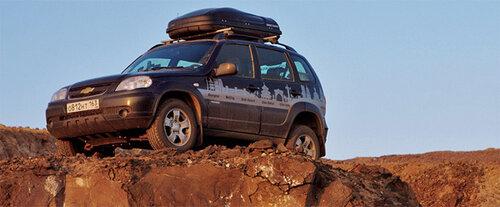 Новое поколение Chevrolet Niva
