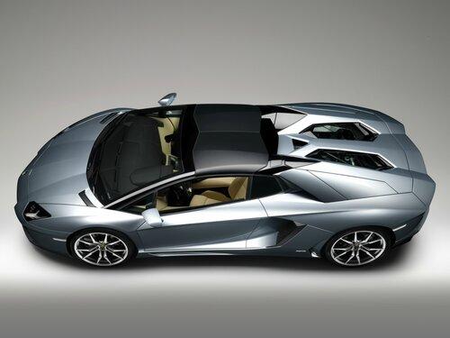Lamborghini Aventador –  новая версия
