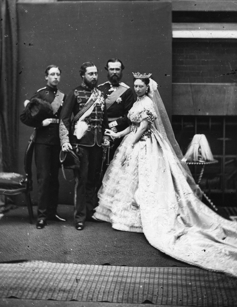 Mary alice jasperse wedding