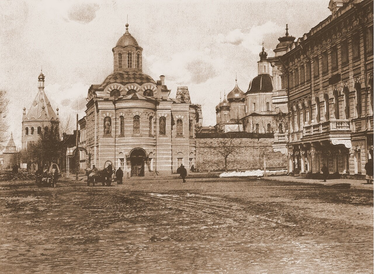 Богоявленская улица