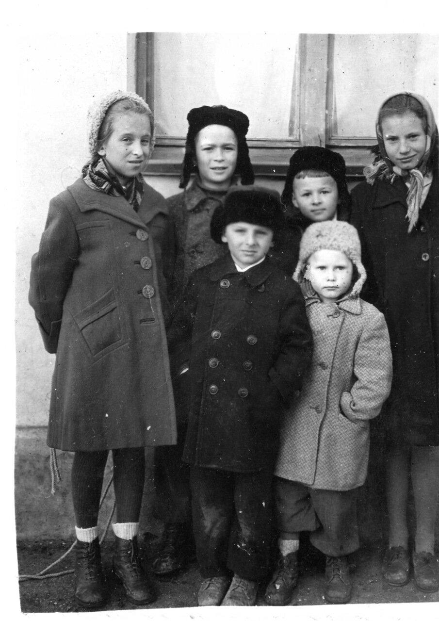 Приморский,Феодосия 1957 год