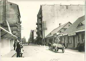 Лодзь, улица Наврот