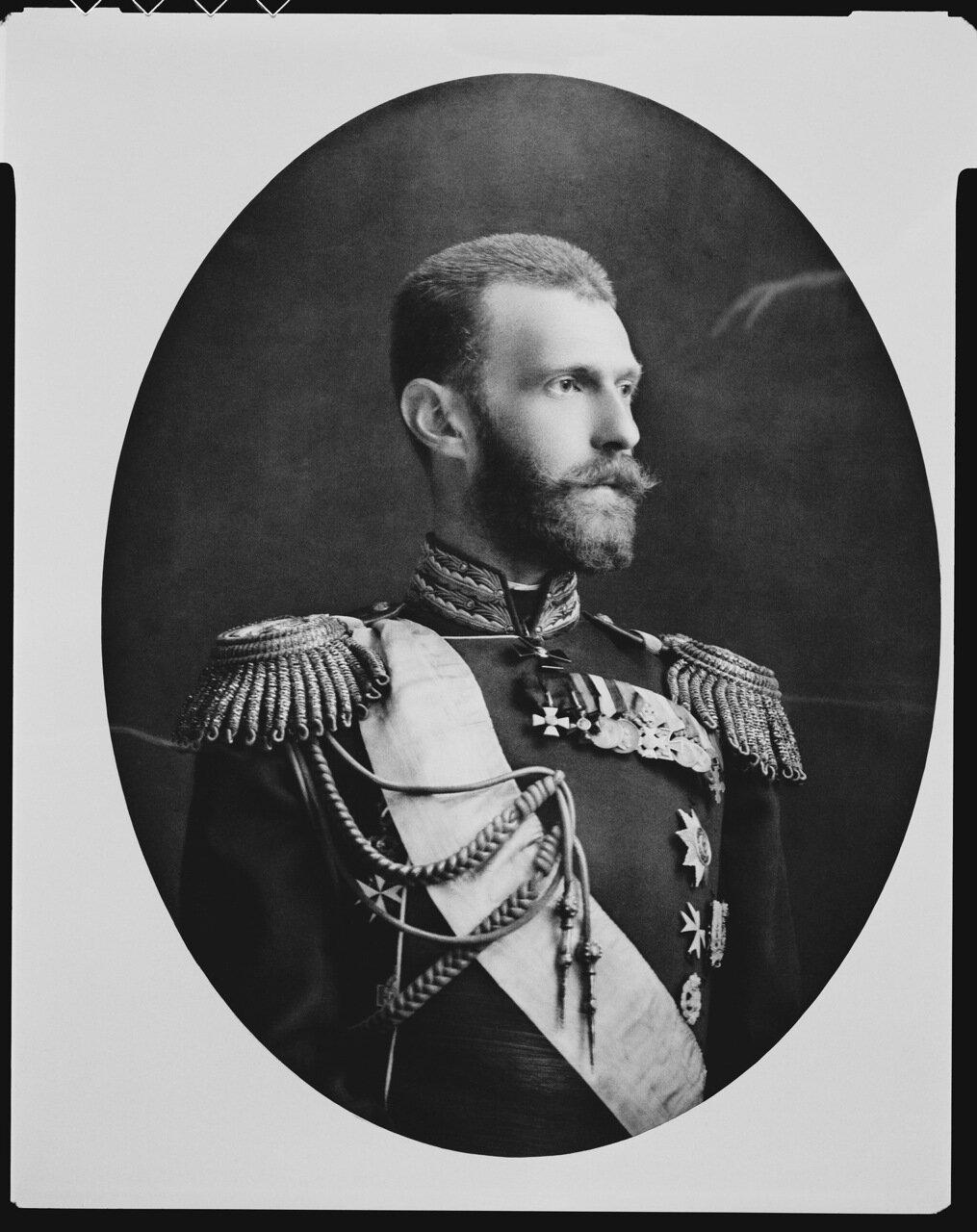 Великий князь Сергей Александрович, 1897