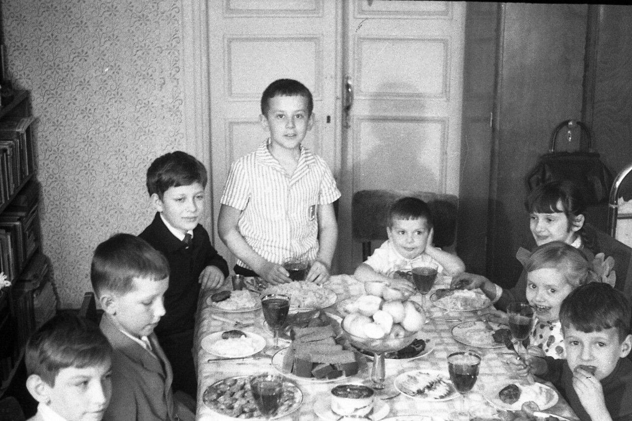 1967-й, Кострома.