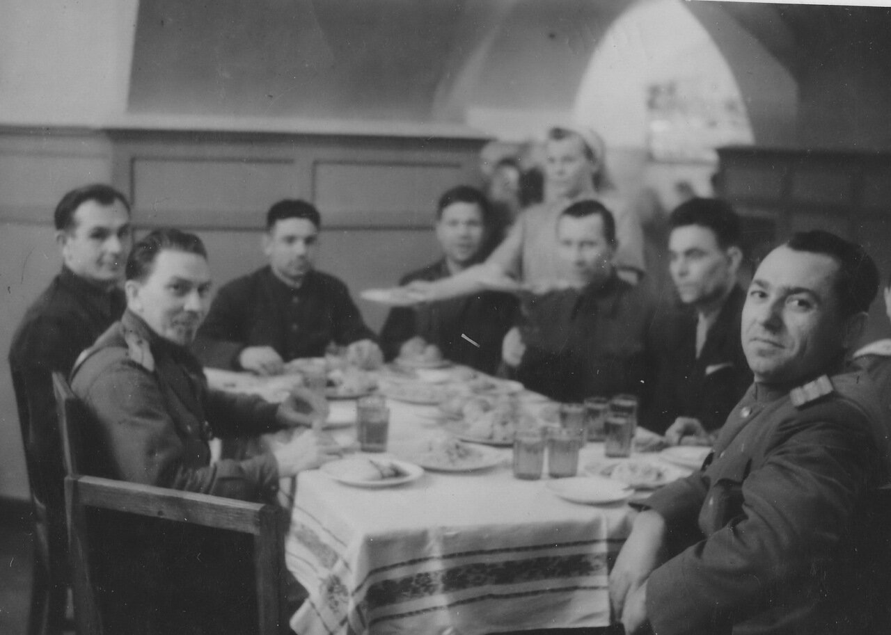16 февраля 1946 года. Вечер, посвященный итогам выборов в Верховный Совет СССР.