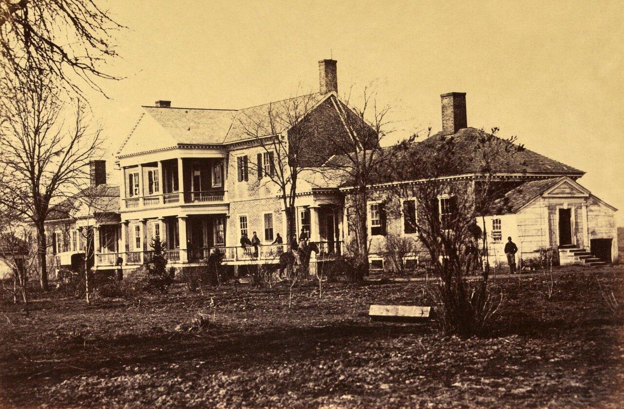 Лэйси Хаус. Фалмут, штат Вирджиния. Декабрь 1862 г.