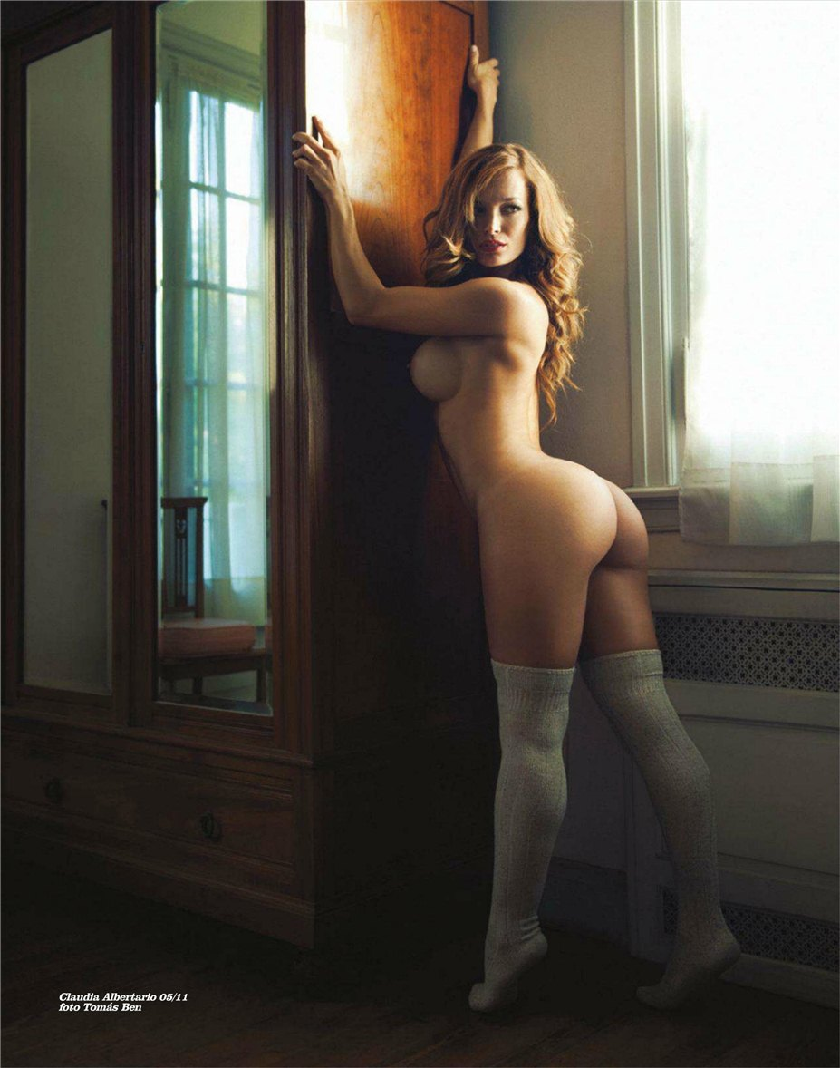 Ass of the World / Rear View - Playboy - самые красивые попы - Claudia Albertario