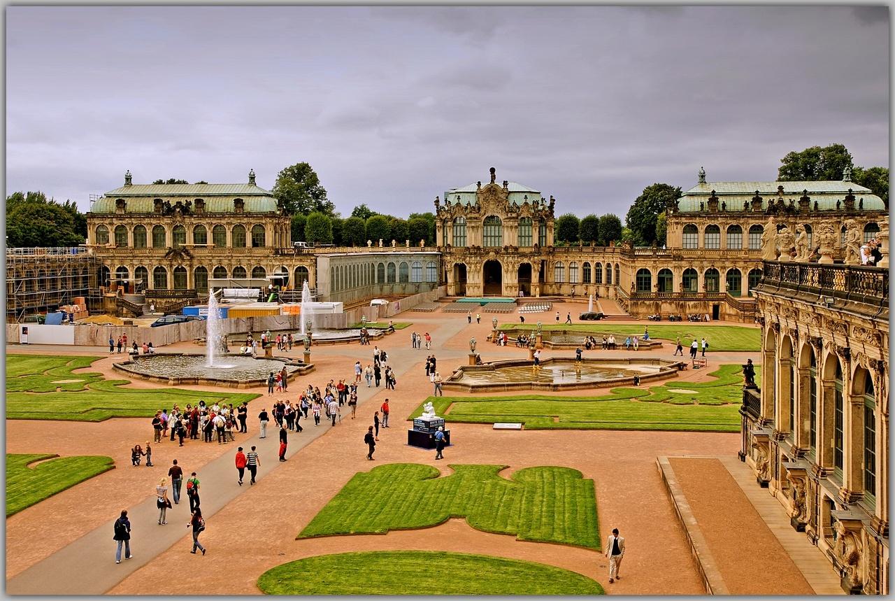 Dresden - Zwinger #2