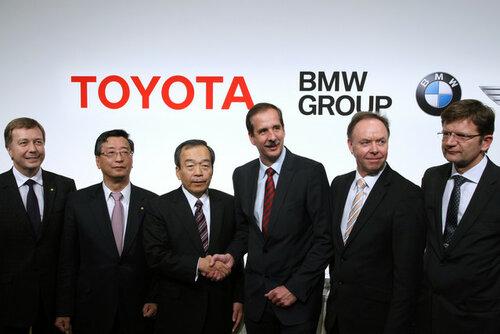 Экологически чистое детище BMW и Toyota