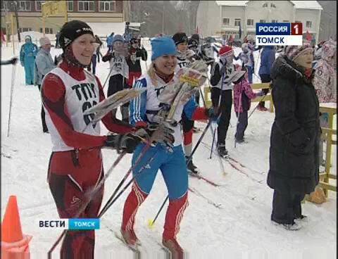 Чемпионат и Первенство России в Томске, 13-20.03