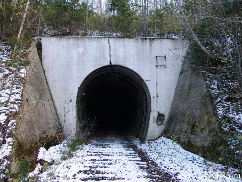 тоннель номер 3